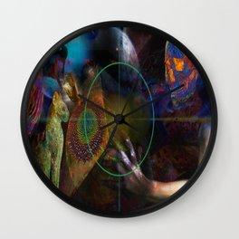 Nano Power Harvest Wall Clock