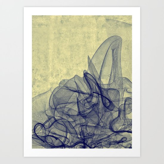 Ebulition Art Print