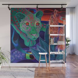 Whispers of the night. Wall Mural