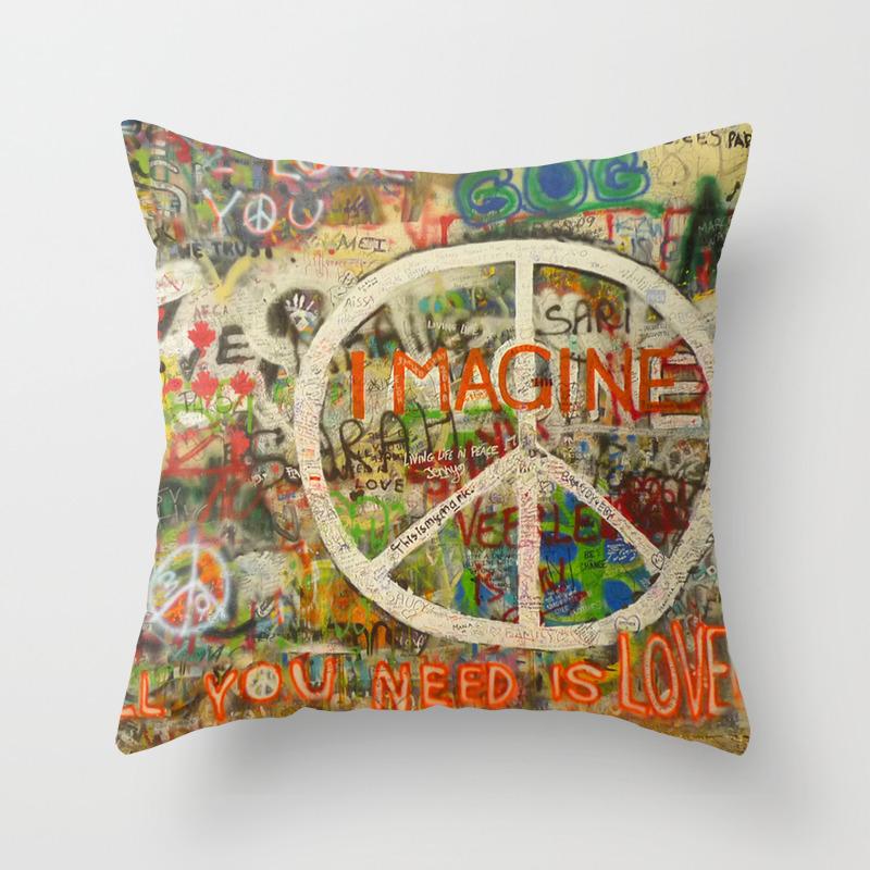 Music Throw Pillows Society6