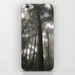 Tropical Jungle - Palm Trees iPhone Skin