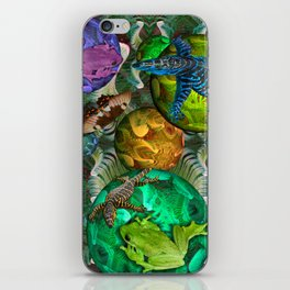 wildthings iPhone Skin