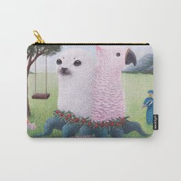 Bipolar Dunch Carry-All Pouch
