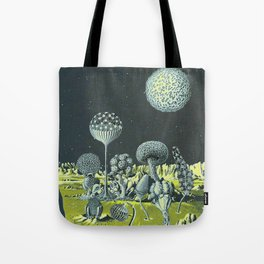 THERE IS NO VOID Tote Bag