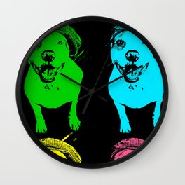 BoPop Wall Clock