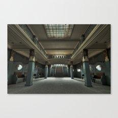 Opulent Abandon Canvas Print