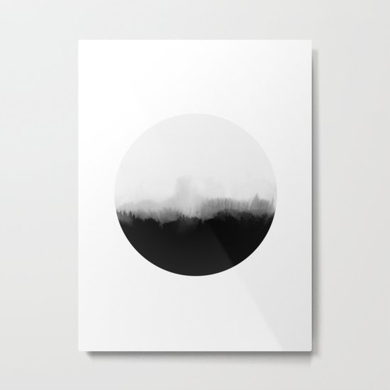 CM16 Metal Print