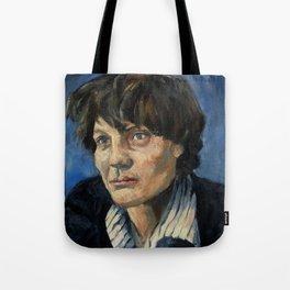 Iris Murdoch Tote Bag