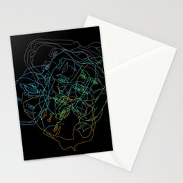 Familiar Faces Stationery Cards