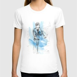 Solo of clarinet T-shirt