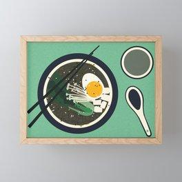 Breakfast At Mr Chan Framed Mini Art Print