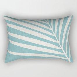 Vintage Palm Frond Rectangular Pillow