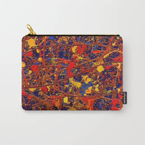 Abstract #725 Carry-All Pouch
