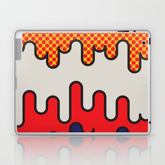 Lichtenstein Laptop & iPad Skin