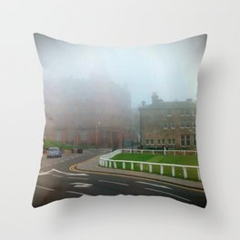 Foggy Andrews. Throw Pillow