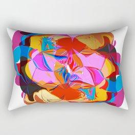 The Day Before. / Dagen Före. Rectangular Pillow