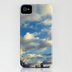 Clouds iPhone (4, 4s) Slim Case