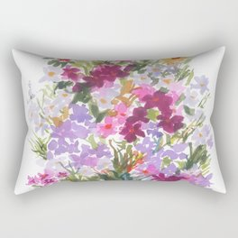 Grand Hotel Floral Rectangular Pillow