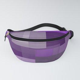 Purple Platter Fanny Pack