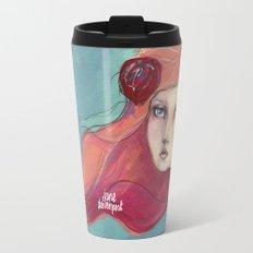 Beautiful Faces by Jane Davenport Travel Mug