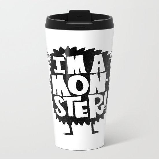 MONSTER ME Metal Travel Mug
