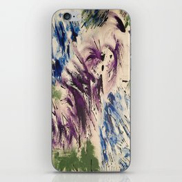 Withering Stride iPhone Skin