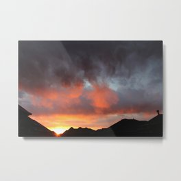 Sunset57 Metal Print