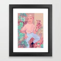 Kinkajou Framed Art Print