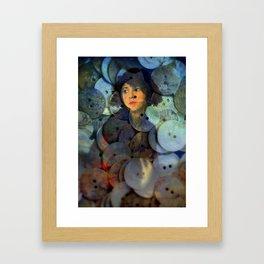 Tit-Bits lost  Framed Art Print