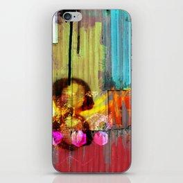 Urban Grunge iPhone Skin