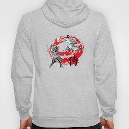 Samurai Warriors Hoody