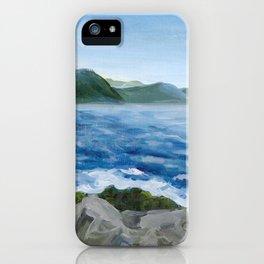 Gros Morne -- Ocean iPhone Case