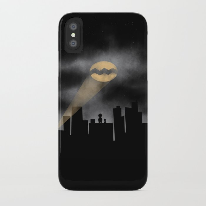Calling Out iPhone Case