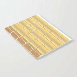 Bamboo Blinds Notebook