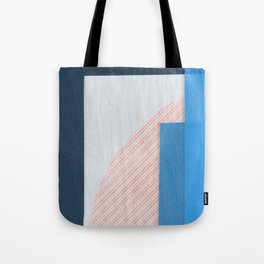 Abstract Geometric Space 2 Tote Bag