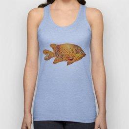 Garibaldi Fish Unisex Tank Top