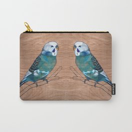 Budgerigar Carry-All Pouch