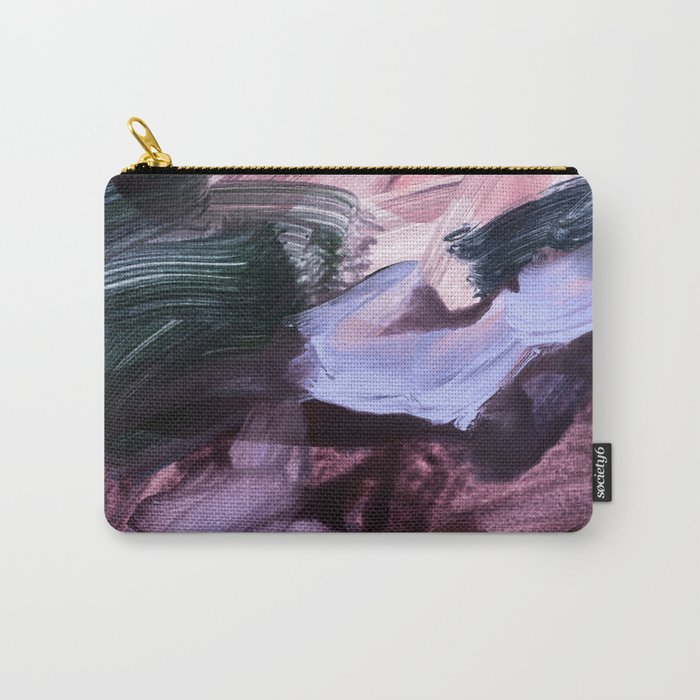 abstract painting VII Carry-All Pouch