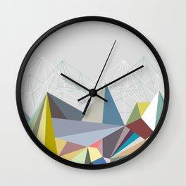 Colorflash 1 Wall Clock
