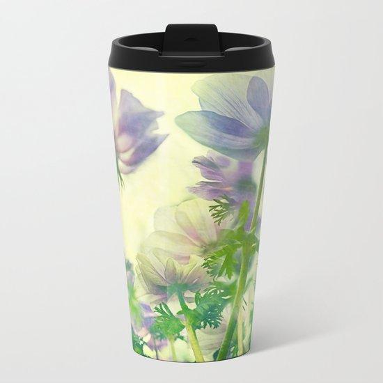 Hypnotic Metal Travel Mug