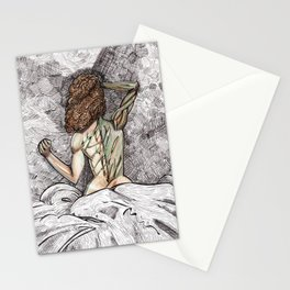 She Is Nature Stationery Cards