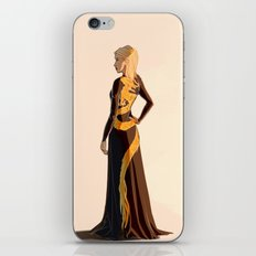 Aelin Dragon Dress iPhone Skin