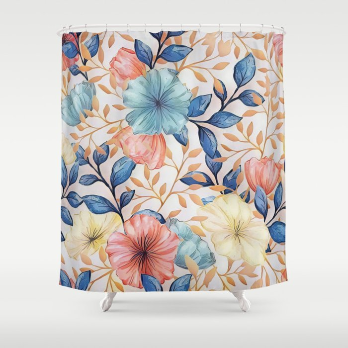 The Lighter Side Shower Curtain