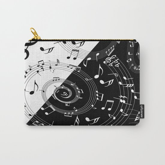 i love music Carry-All Pouch