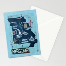 MISSOURI Stationery Cards