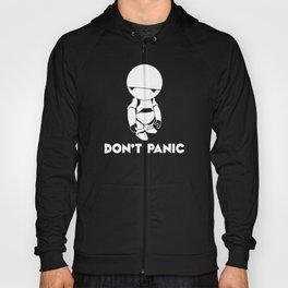 Don't Panic Marvin Hoody