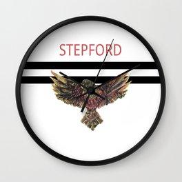 STEPFORD JAILBIRD Wall Clock