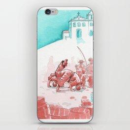 Capoeira 306 iPhone Skin
