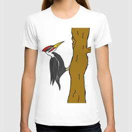 Woodpecker T-shirt
