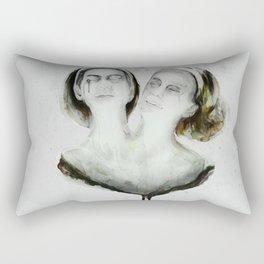 Bette and Dot Tattler Rectangular Pillow